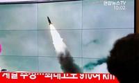 Le tir de missile nord-coréen compromet toute «négociation sérieuse», selon Paris