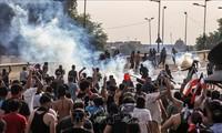 Irak : Le chef de l'ONU plaide pour la retenue policière dans les manifestations