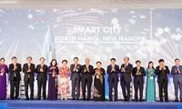 Pose de la première pierre de la plus grande ville intelligente du Vietnam