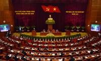 PCV: troisième jour du 11e plénum du comité central