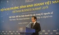 «Le Vietnam – partenaire fiable à l'ère numérique»
