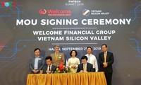 Le projet Fintech de Vietnam Silicon Valley