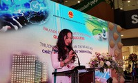 Le salon des produits vietnamiens au Myanmar
