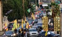 Washington et des pays du Golfe sanctionnent 25 entités liées à l'Iran et au Hezbollah