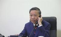 39 corps : le ministère vietnamien de la Sécurité publique enverra une mission au Royaume-Uni