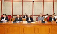 Le Bureau politique se réunit sous l'égide du secrétaire général et président Nguyên Phu Trong