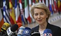 Le «choc du Brexit» a «renforcé» l'Union européenne, estime Ursula von der Leyen