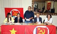 Célébration des 50 ans du Testament du président Hô Chi Minh en Italie
