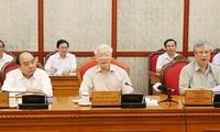Le Bureau politique se réunit sous l'égide du SG et président Nguyên Phu Trong