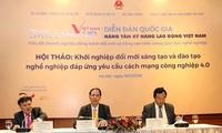 Ouverture du forum Skilling Up Vietnam