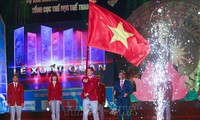 SEA Games 30: cérémonie de départ de la délégation vietnamienne