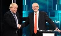 Élections britanniques : premier face-à-face entre Johnson et Corbyn