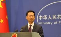 La Chine exhorte les États-Unis à cesser de s'ingérer dans les affaires de Hong Kong