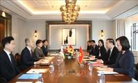 Vietnam-Corée : signature de conventions de co-financement