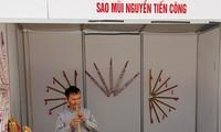 Nguyên Tiên Công, l'art de jouer de la flûte avec le nez