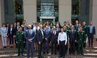Dialogue sur les stratégies diplomatiques et de défense Vietnam-Australie