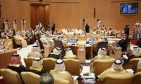 Clôture du Sommet du Conseil de coopération du Golfe