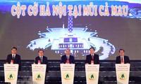Nguyên Xuân Phuc inaugure la Semaine culturelle et touristique de Cà Mau 2019