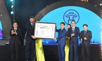 Hanoï adhère au Réseau des villes créatives de l'UNESCO