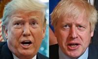 L'Accord de libre-échange Grande-Bretagne – États-Unis en bonne voie