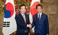 Commerce: Séoul et Tokyo conviennent de poursuivre les pourparlers
