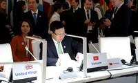 Pham Binh Minh à la 14e conférence des ministres des Affaires étrangères de l'ASEM