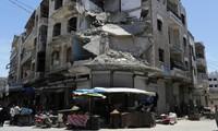 Syrie : au moins huit morts dans de nouvelles frappes russes à Idleb