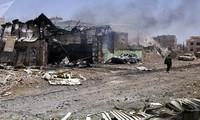 Yémen : 9 morts dans l'attaque présumée de missiles houthis sur un défilé militaire