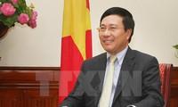Pham Binh Minh : Les acquis diplomatiques affirment l'identité et l'esprit vietnamiens