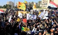 Washington envoie des renforts après l'attaque de son ambassade à Bagdad