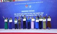 Remise du Prix national du Volontariat 2019