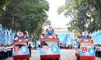 Thanh Hoa: 70e anniversaire de la Journée des élèves et étudiants vietnamiens