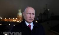 Visite surprise de Poutine à Damas