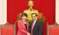 Le Vietnam souhaite bénéficier du soutien japonais pour édifier un gouvernement électronique