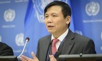 Le Vietnam préside une réunion sur la coopération entre l'ASEAN et l'ONU
