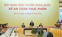 Nguyên Xuân Phuc veut durcir la réglementation sur l'hygiène alimentaire