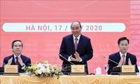 La Commission économique centrale lance ses missions de 2020