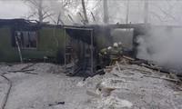 Au moins 11 morts dans un incendie en Russie