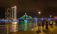 Da Nang : le nombre de touristes étrangers augmentent de 13% pendant le Têt