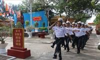 Le Nouvel an lunaire fêté à Truong Sa
