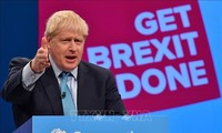 Boris Johnson: le Brexit marque le «début» d'un «renouveau» pour le Royaume-Uni