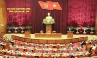Rencontre avec d'anciens dirigeants du Parti et de l'État