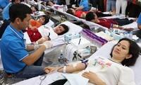 Coronavirus: changement dans l'organisation de la fête du don de sang