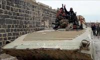 Syrie: Erdogan somme le régime syrien de reculer dans le nord-ouest