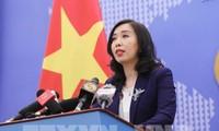 Lê Thi Thu Hang: Le Vietnam souhaite un Brexit favorable