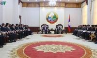 Le Vietnam et le Laos renforcent leur coopération dans la sécurité