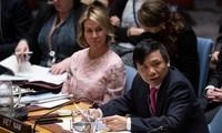 Le Vietnam soutient la relance du processus de paix au Moyen-Orient