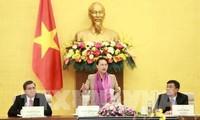De nouveaux ambassadeurs vietnamiens à l'étranger reçus par Nguyên Thi Kim Ngân