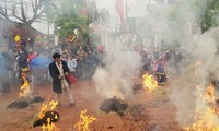 Thi Câm : le riz en fête