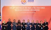 Réunion de l'équipe spéciale de haut niveau sur l'intégration économique de l'ASEAN